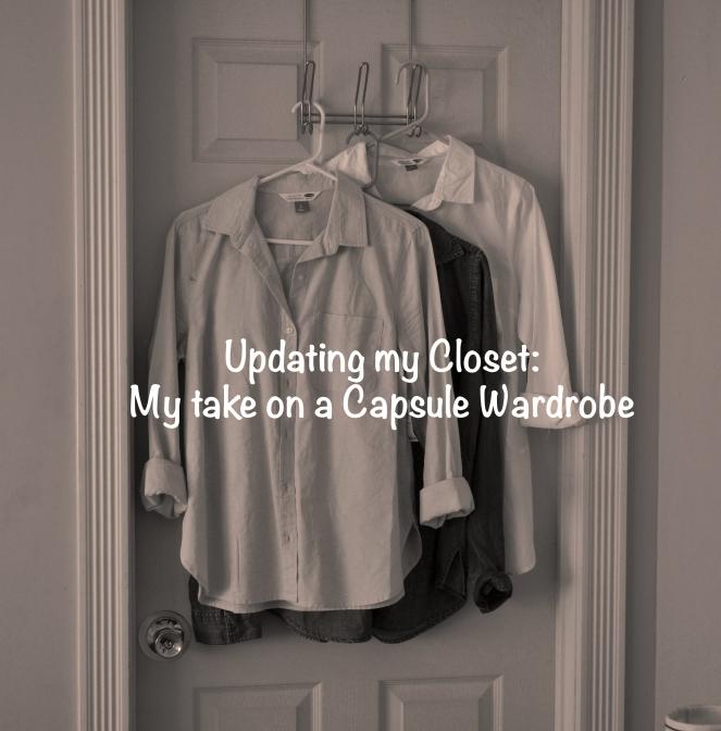 redoing my closet