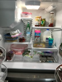 After cleaning out my fridge